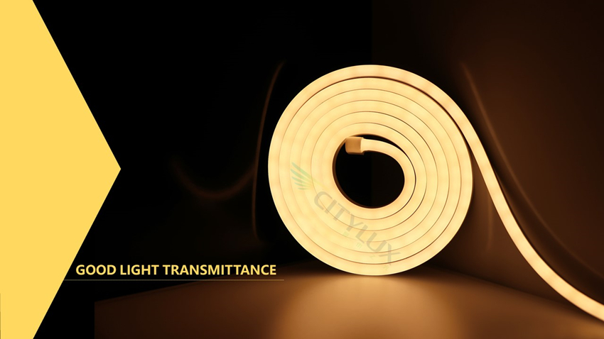 Good Light Transmittance Neon Flexible Strip