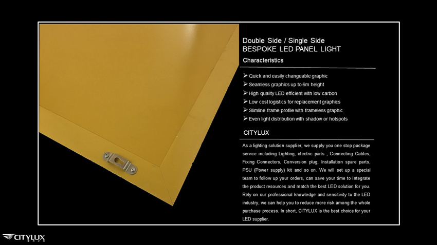 High quality LED efficient