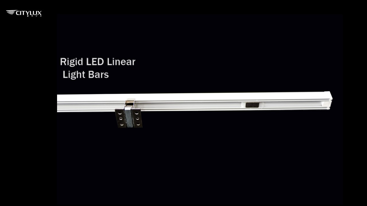 Rigid LED Linear Light Bars