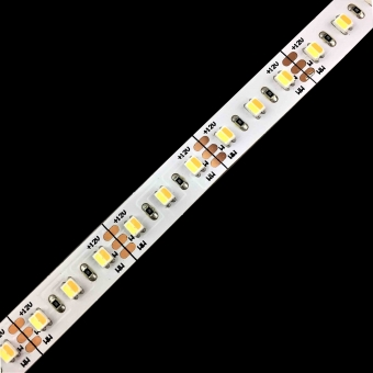 Tira flexible led doble color smd 3527