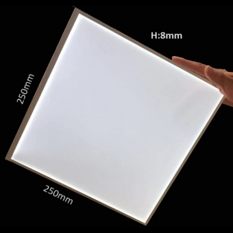 24 dc led panel light 2x2 citylux